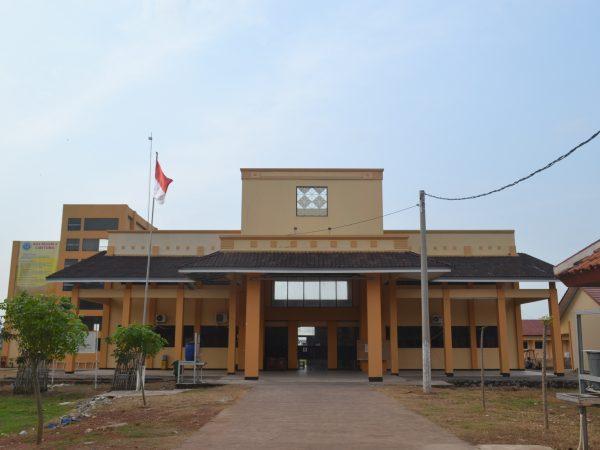 Gedung Kelas Siswa